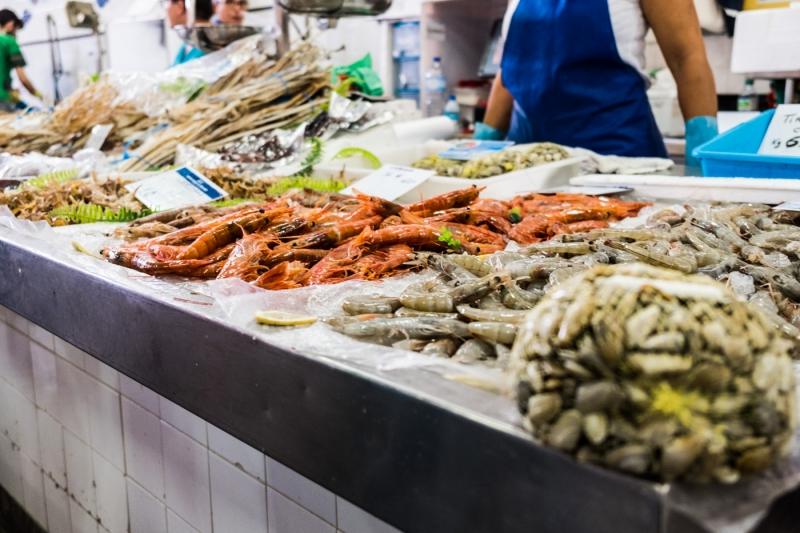 Meeresfruechte Kochkurs